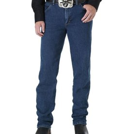 Wrangler Men's Wrangler Premium Performance Advanced Comfort Cowboy Cut Regular Fit Jeans - Mid Stone