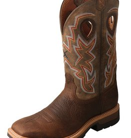 Twisted X Men's Twisted X Lite Cowboy Soft Toe Workboot