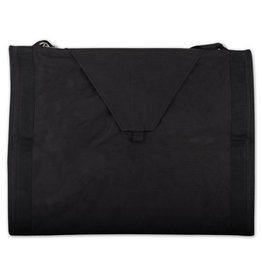 EquiBrand Top Load Hay Bag - Black Splash