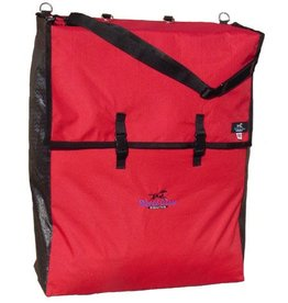 "World Class Equine Stall Front Bag Black - 24"" x 30"""