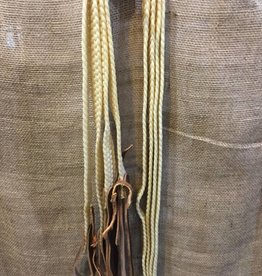 Circle L Circle L Waxed Braided Split Reins