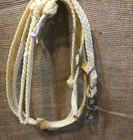 Circle L Circle L Waxed Barrel Reins w/Knots