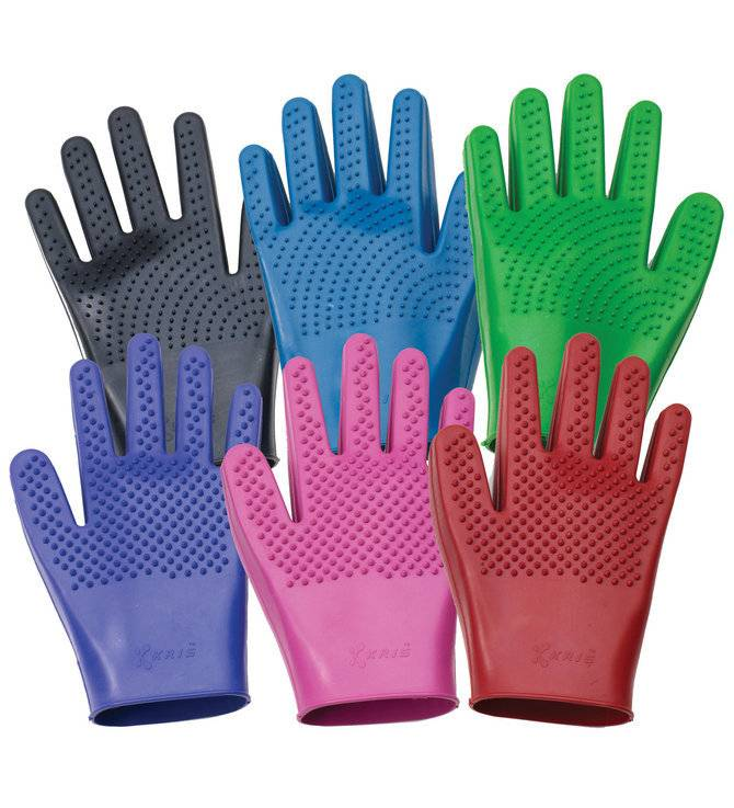 All Hands Grooming Gloves