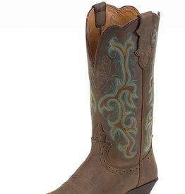 Justin Western Women's Justin Sorrel Apache Stampede Western Boots