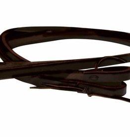 "Professional's Choice Leather 5/8"" Heavy Oil Split Reins"