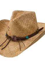 Charlie 1 Charlie 1 Horse Tin Penny N Straw Hat