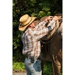 Outback Outback Brumby Rider Straw Hat