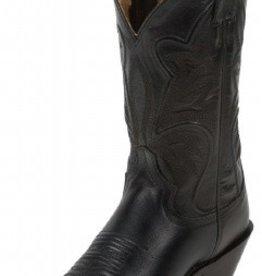 Justin Western Women's Justin Torino Black Boots (Reg $174.95 NOW $40 OFF!) - 7B