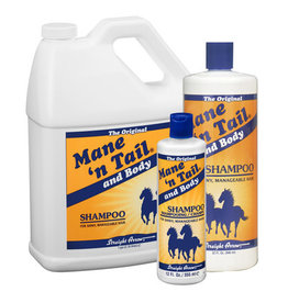 Straight Arrow Mane 'N Tail Shampoo - 1QT