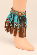 Boot Accessory - Beaded Fringe