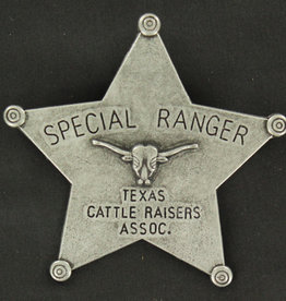 M & F Badge - Special Ranger