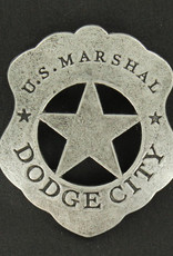 Badge - U.S Marshal