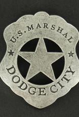 M & F Badge - U.S Marhsal