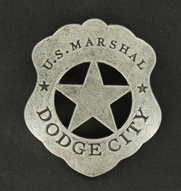 M & F Badge - U.S Marhsal
