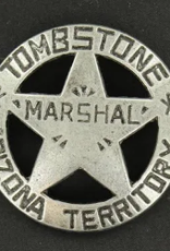 Badge - Marshal