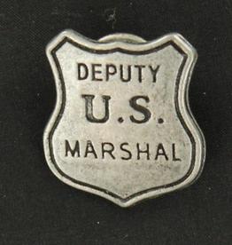 M & F Western Products Badge - Deputy U.S. Marshal