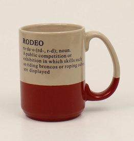 Mug - Rodeo Definition