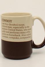 Mug - Cowboy Definition
