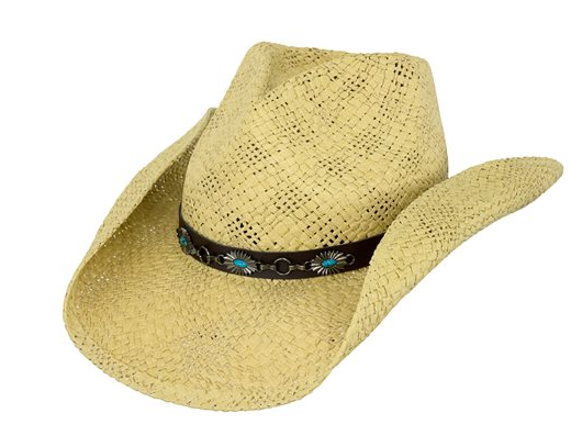 Outback Outback Southern Cross Straw Hat
