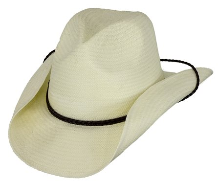 Outback Outback Longreach Straw Hat