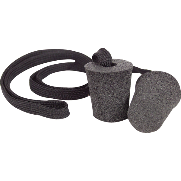 Cashel Foam Ear Plugs - Black