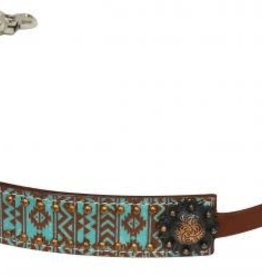 Showman Showman Navajo Diamond Wither Strap