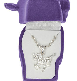 WEX Necklace - Sparkly Pony