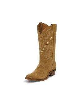 Tony Lama Men's Tony Lama Bingham Tan Suede