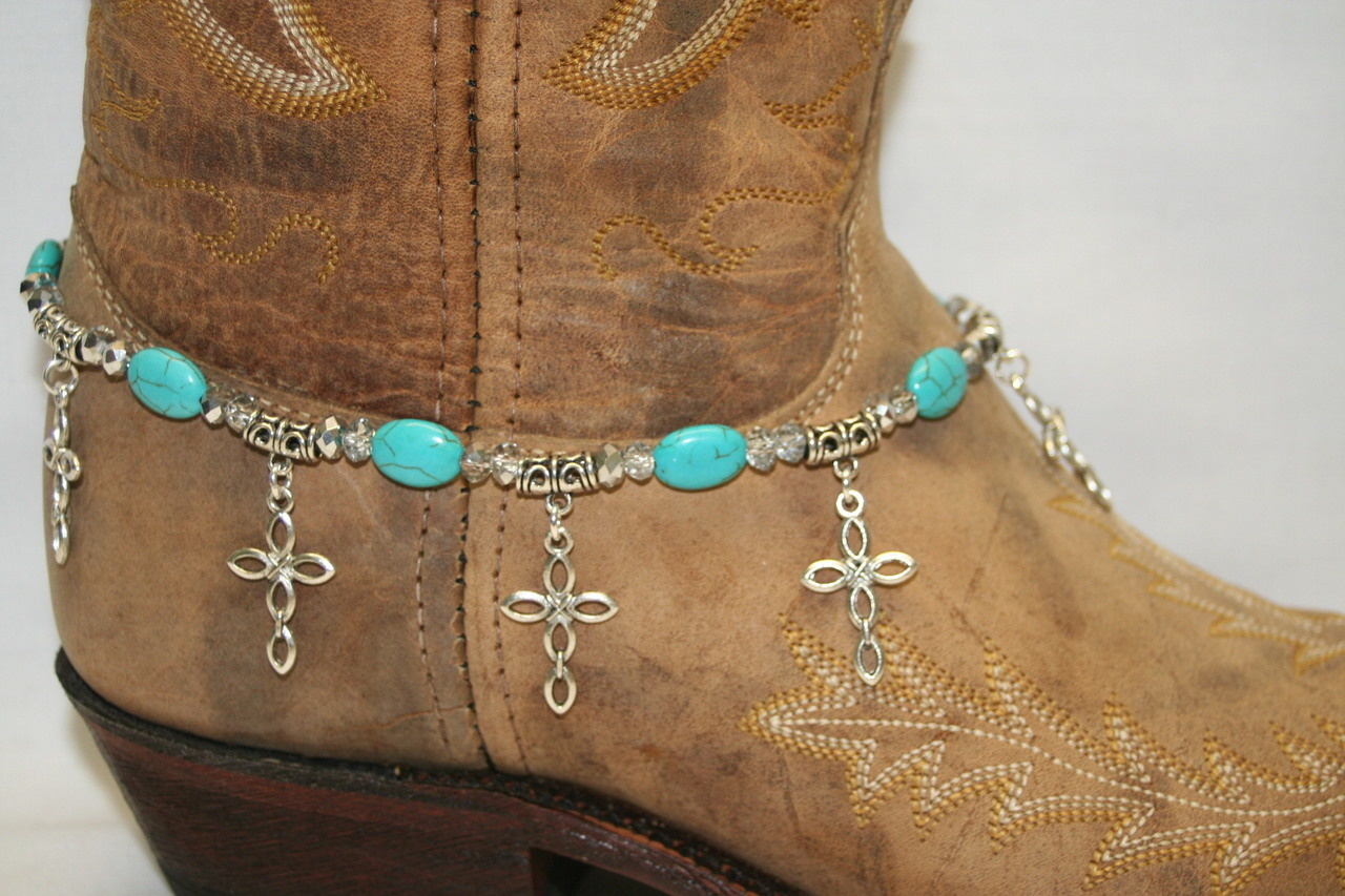 Central Texas Leather Boot Candy
