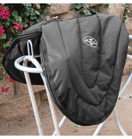 PC English Saddle Carry Bag - Black