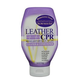 Leather CPR Cleaner and Conditioner - 18oz