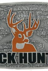 WEX Belt Buckle - Buck Hunter