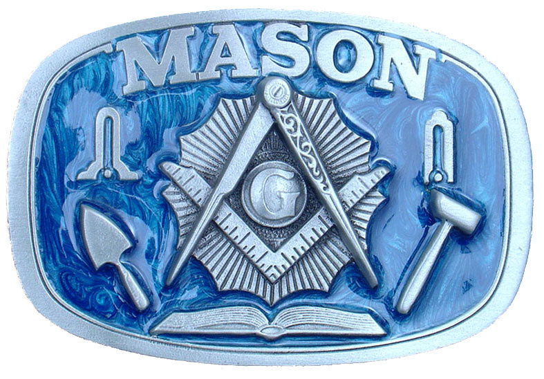 WEX Belt Buckle - Mason
