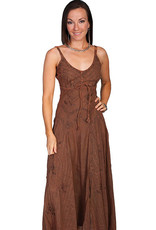 Scully Women's Scully Honey Creek Cotton Dress - Copper