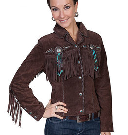 Scully Leather Women's Scully Suede Fridge Jacket