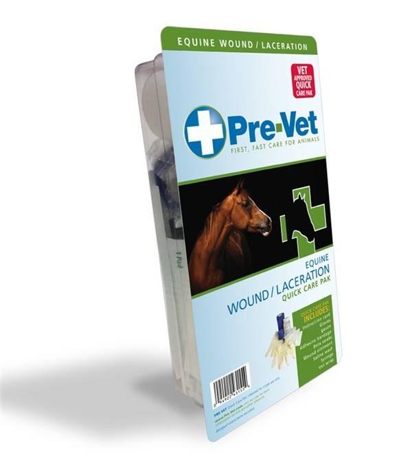 Pre-Vet Wound Care Kit