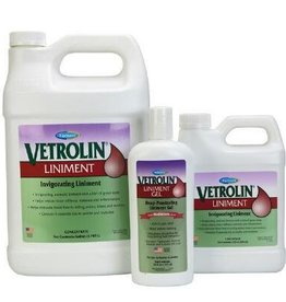 Farnam Vetrolin Liniment - 32 oz