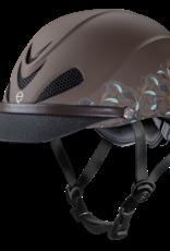 Troxel Troxel Dakota Helmet, Turquoise Paisley