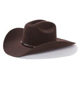 Stetson Stetson Llano 4X Cowboy Hat - Chocolate