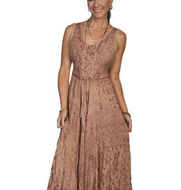 Scully Women's Scully Honey Creek Lace Dress - Beige Large