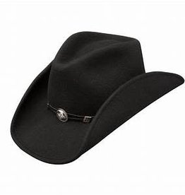 Stetson Stetson Hollywood Drive Crushable, Black