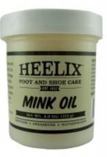 Heelix Mink Oil (Paste) - 4 oz
