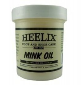 Heelix Mink Oil - 4 oz