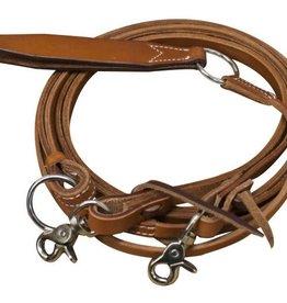 Showman Leather Romal Reins