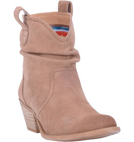 "Dingo Women's Dingo Jackpot 6"" Dark Tan Boot"