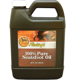 Fiebings Neatsfoot Oil 100% Pure - 32oz