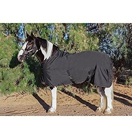 Kensington Kensington All Around Draft Mid Weight Turnout Blanket - Black 90""