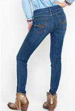 Wrangler Women's Wrangler Mid-Rise Skinny Jeans