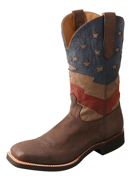 Twisted X Men's Twisted X VFW Rancher Lite Western Boot