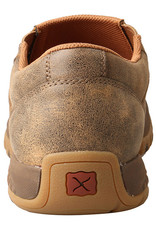 Twisted X Men's Twisted X Slip-On Driving Moc with Cell Stretch